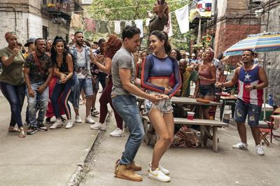 REVIEW: 'In the Heights' is a joyous celebration of culture and community