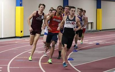 Track and field show strong start at indoor season opener