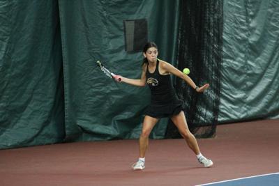 Tennis dominates Cougar Invite
