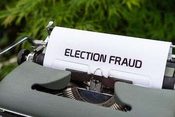 ALESTLEVIEW: Who's going to tell Trump that his loss isn't the result of voter fraud?