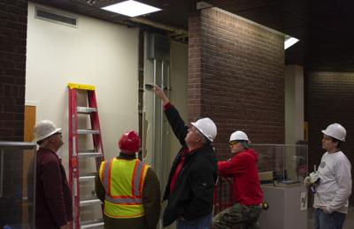 A look behind the scenes: Facilities Management keeps campus functional