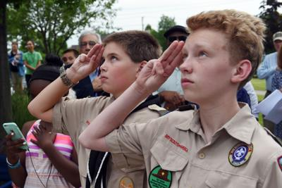 Scouting event attracts Boy Scouts from across the country