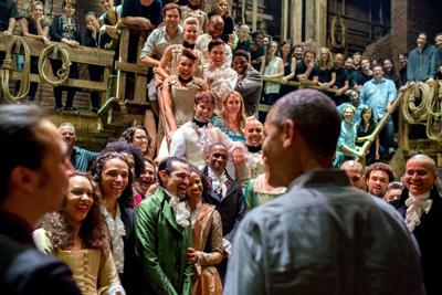 REVIEW: Disney Plus's 'Hamilton' reminds us of the true cost of freedom this Independence Day weekend
