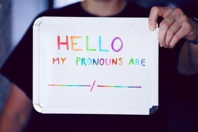 ALESTLE VIEW: It's 2021: It's time to finally normalize asking people's pronouns