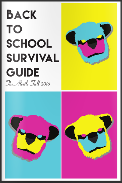 SIUE student newspaper, The Alestle, wins national college journalism award for its 2016 Back To School Survival Guide