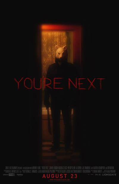 'You're Next' attacks with strong plot, engages audience with dark humor