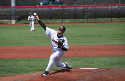 Baseball ends series vs. EKU on the upswing