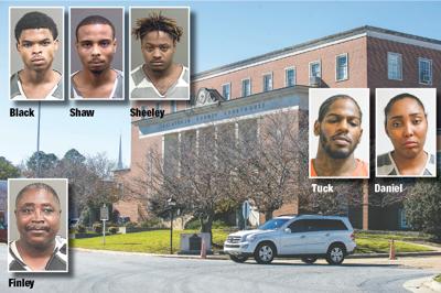 Updates: Court cases Finley, Dadeville murder, Coosa murder