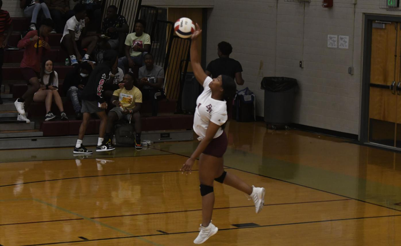 Benjamin Russell Marbury volleyball
