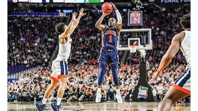 Jared Harper to declare for 2019 NBA Draft