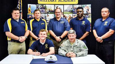 Lyman Ward's Reese signs with Point University