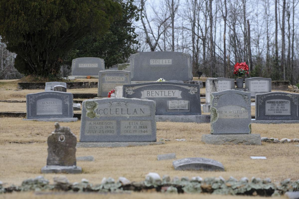 Alexander City City Cemetery