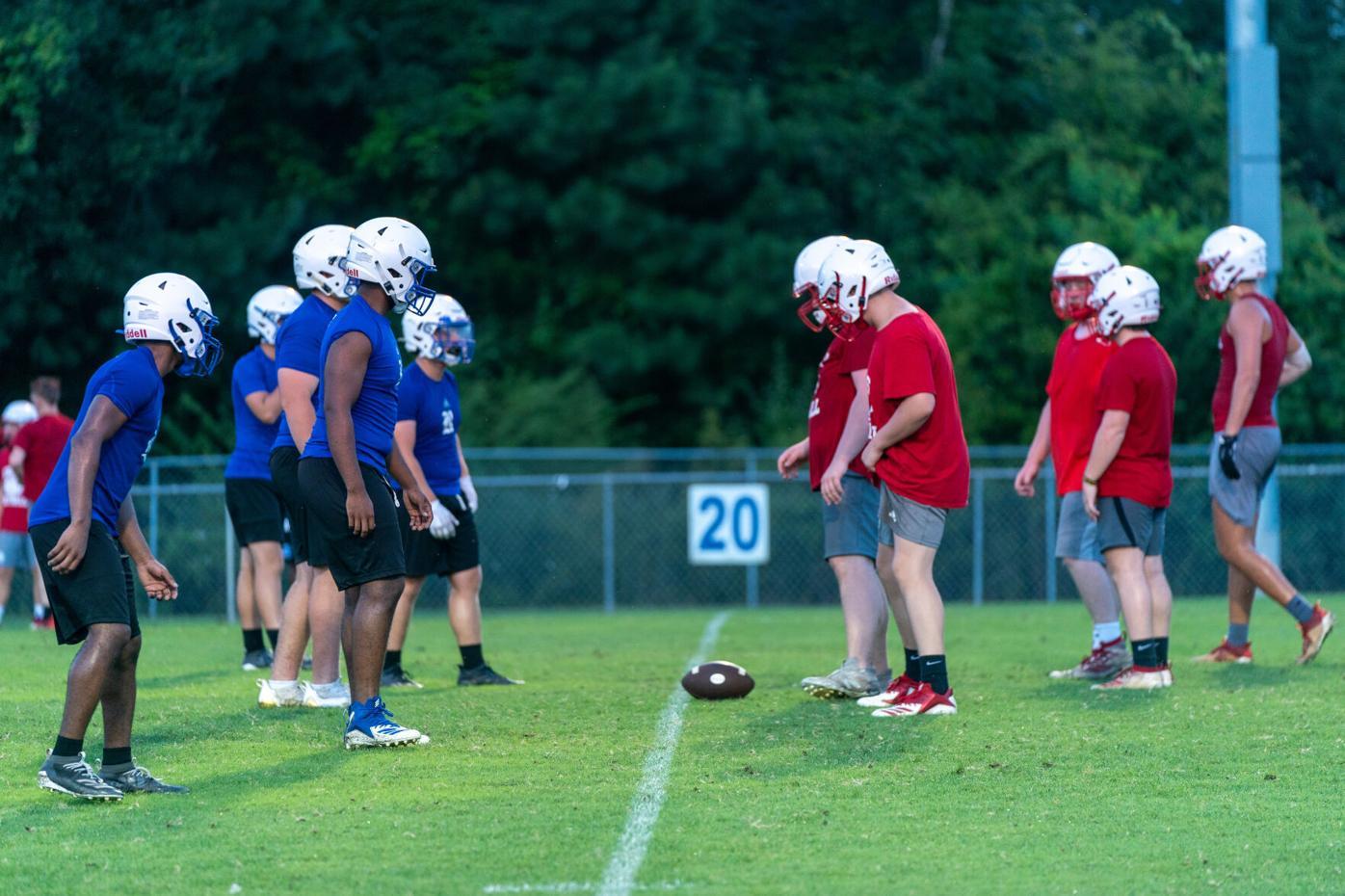 Reeltown Horseshoe Bend football