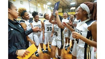 Dadeville girls win 2OT clash with Beulah for area title