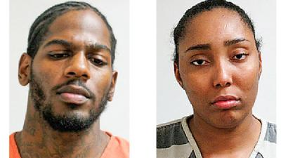 Two arrested in Monday Goodwater murder