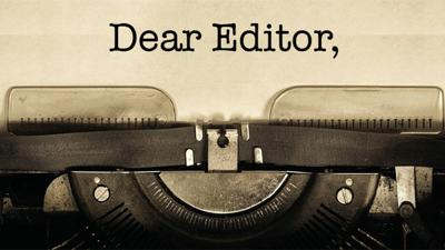 Letter to editor