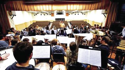 Tallapoosa County Honors Band