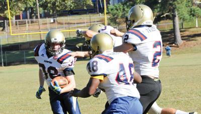 Lyman Ward football coming together after historic homecoming win