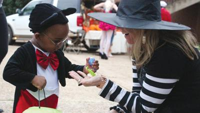 Law enforcement officials give Halloween safety advice