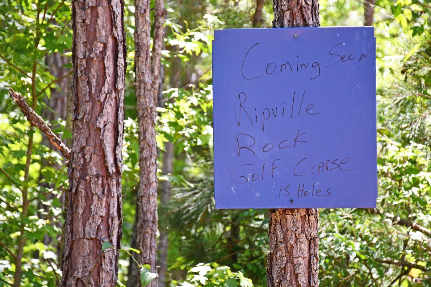 Ripville Rock Golf Coarse