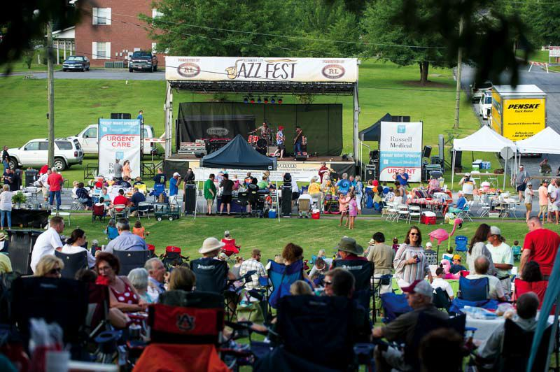 Collari, Gunn report 'tremendous' turnout for Sun Festival, Jazz Fest