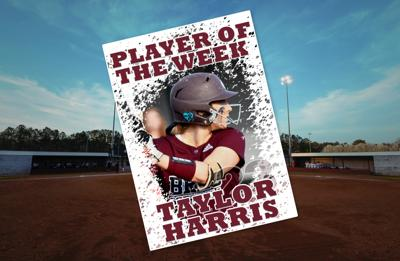 Taylor Harris - Player of the Week