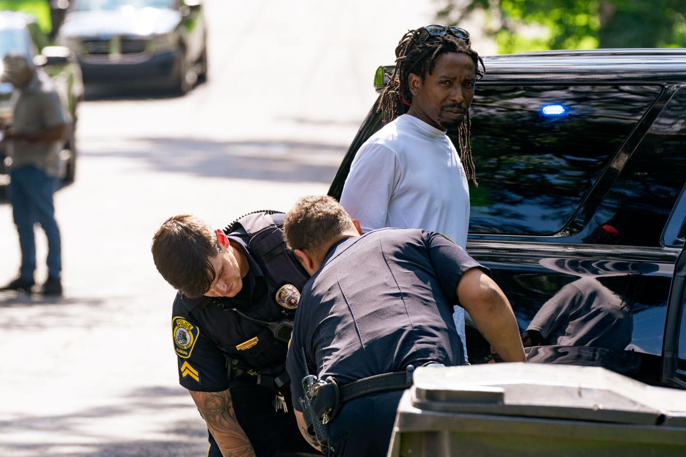 ACPD arrests suspect following foot chase