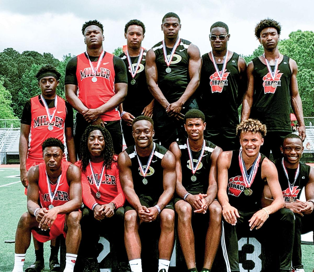 Dadeville track and field