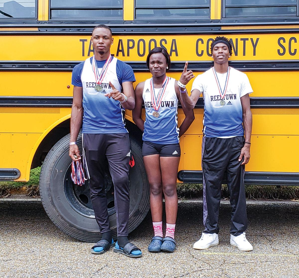 Reeltown track and field