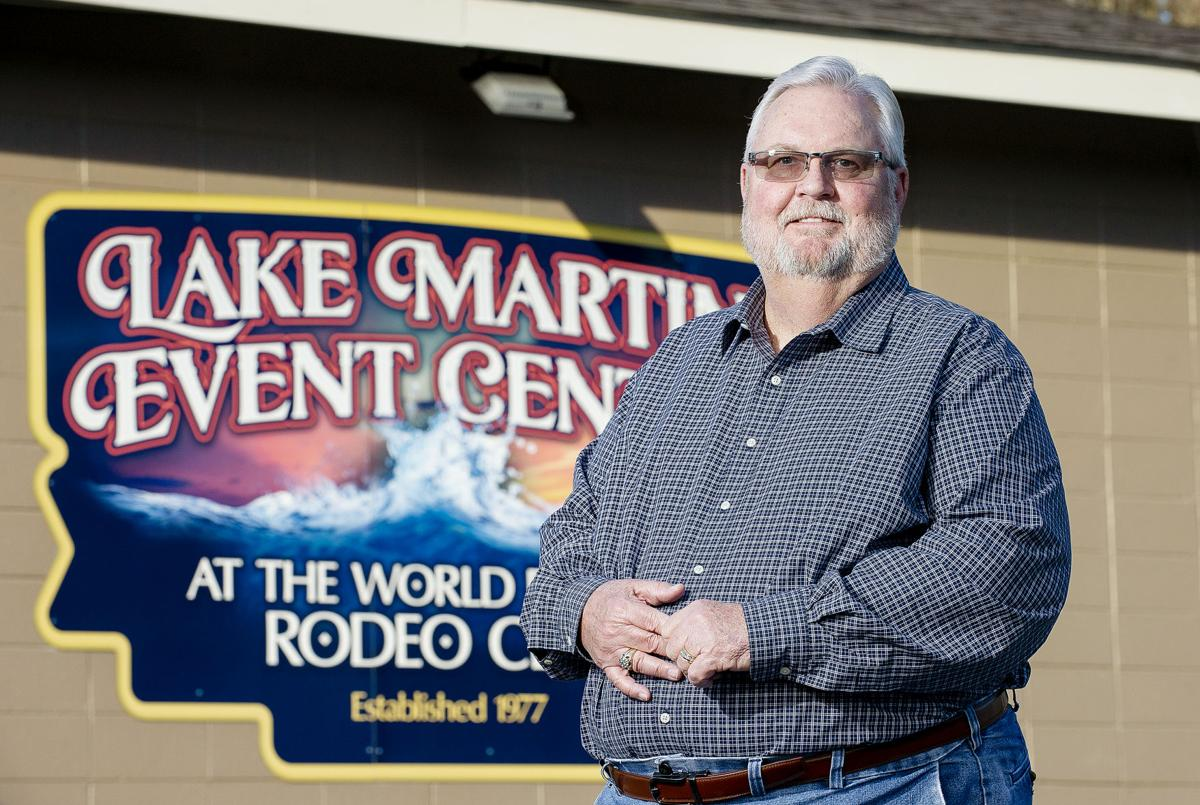 Lake Martin Dadeville Area Chamber of Commerce Person of the Year