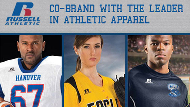 Russell to cease production of athletic uniforms