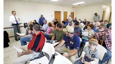 Annexation tabled in New Site