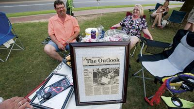 Jazz Fest holds special meaning for local couple
