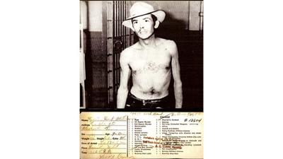 AUG. 17, 1952: The night Hank Williams was locked up in the Alex City Jail