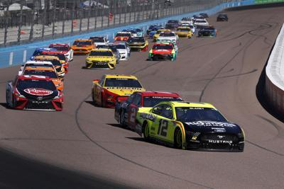 NASCAR Cup Series Instacart 500