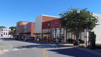 Downtown Alexander City