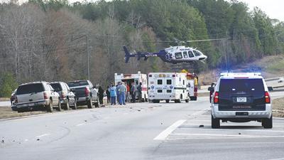 Two killed in tragic crash near Camp Hill Saturday