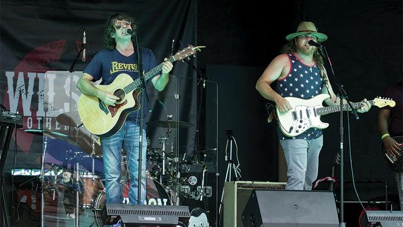 Fireworks, live music unite community in celebration for July 4