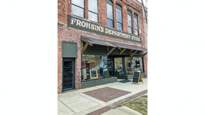 Frohsin's Department Store to be featured in cemetery tour