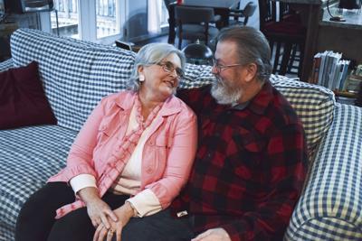 Linda and John Williams