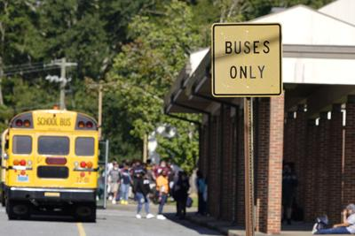 Middle School Busses