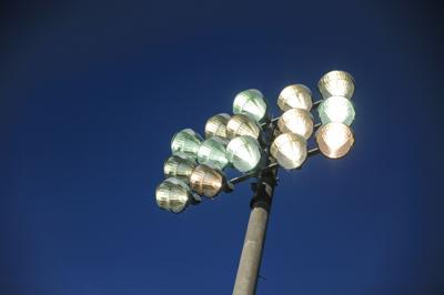 Lights at sportplex