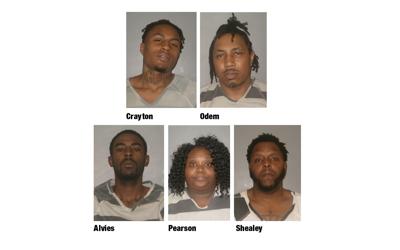 arrests mugs