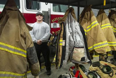 Firefighter of the Year