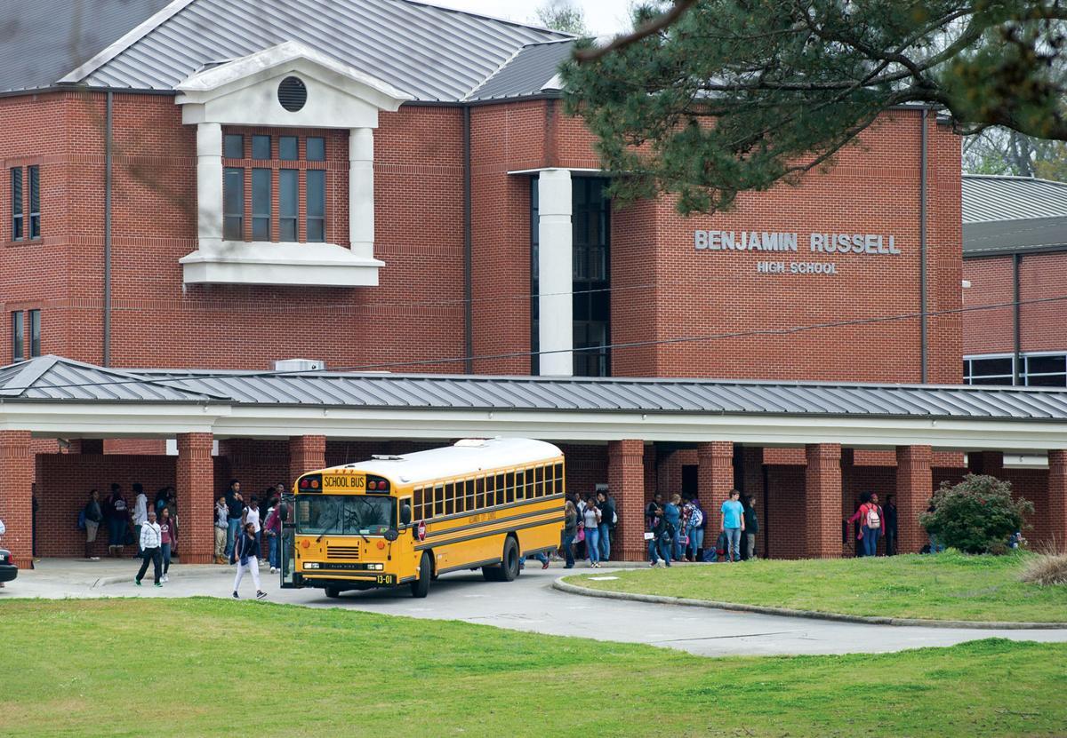 Benjamin Russell High School building