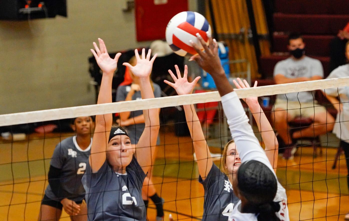 Benjamin Russell Volleyball vs Stanhope Elmore