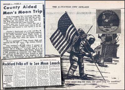 moon landing history