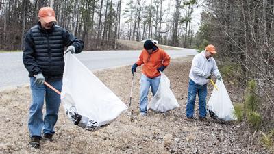 Cleanup scheduled Saturday around Kowaliga area
