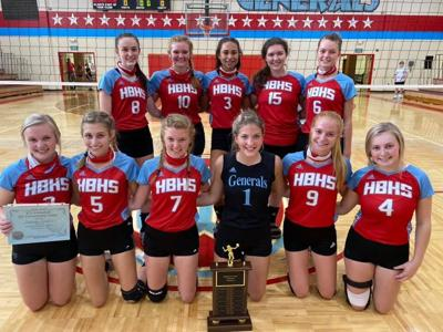 HBS Volleyball Champs