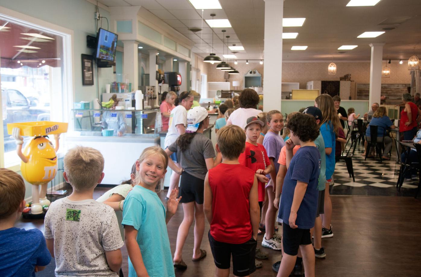 KidsFest Ice Cream
